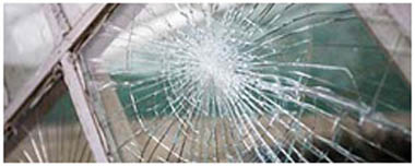St Johns Smashed Glass